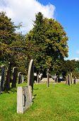 Holy Trinity Churchyard, Ashford-in-the-Water.