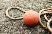 Handball And Rope