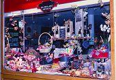 Storefront In The Shops Of Geneva