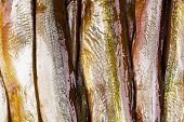 Smoke-dried fish