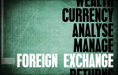 Foreign Exchange Core Principles as a Concept Abstract