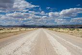 Namibian Dirt Road