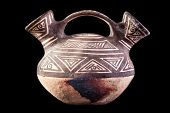 Daunian Double Askos Ancient Vase