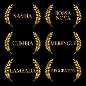 Latin Music Genres Golden Laurels