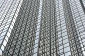 glass city skyscraper