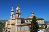 Spanish church, Olvera.