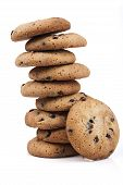 Chocolate Chips Tower