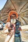 Swami de guarda-chuva