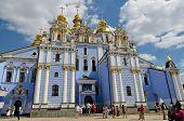 St. Michael's Golden-domed Monastery, Kiev