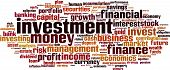 Investment Word Cloud
