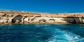 Famous Sea Caves Near Ayia Napa