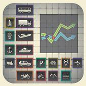 Transport Infographic