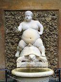 Bacchus Fountain
