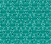 stock photo of grids  - Blue pattern grid background - JPG