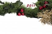 2011 new year gerland frame