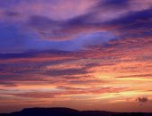 Colorful Evening Skies poster