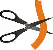 Sharp scissors
