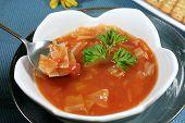 Greek Cabbage Soup