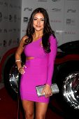 LOS ANGELES - MAY 11:  Arianny Celeste arrives at the Maxim Hot 100 Party at Eden on May 11, 2011 in