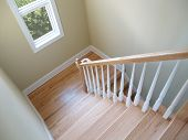 Escada janela