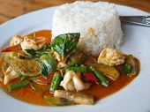 Thai Seafood Curry