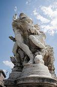 Ponte Sant'Angelo Bridge Statue