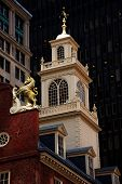 The Old State House, Boston, Ma