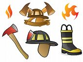 pic of fireman  - Collection of Firefighter - JPG