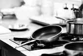 Stainless Steel Cookware , Kitchenware Set, Stainless Steel Pots, Kitchen Utensils poster