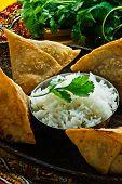 Indian Samosa's