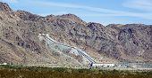 California Desert Pumping Plant