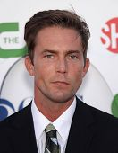 LOS ANGELES - AUG 03:  DESMOND HARRINGTON Summer TCA Party 2011 - CBS / SHOWTIME / CW   on August 03