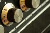 Vintage Blurry Knobs