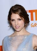 LOS ANGELES - DEC 02:  Anna Kendrick arrives to Trevor Project Honors Katy Perry  on December 02, 2012 in Hollywood, CA