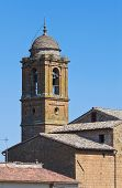 Historical church. Orvieto. Umbria. Italy.