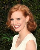 LOS ANGELES - JUN 04:  JESSICA CHASTAIN Natural Resources Defense Council's Oceans Initiative  on Ju