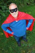 Senior Super Hero