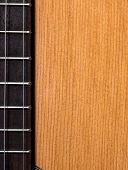 Guitar Wood Background