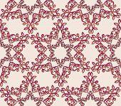 Seamless pattern arabesques