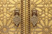 Golden Door Knockers