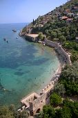 Alanya shore
