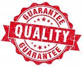 Quality Guarantee Grunge Stamp