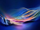Evolving Fractal Waves