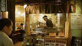 Food Counter, Tokyo