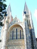Heritage Anglican Cathedral Brisbane Queensland Australia