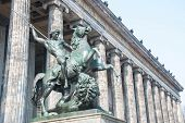 Altes Museum in the Museumsinsel