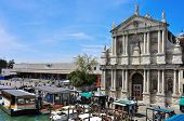 VENICE, ITALY - APRIL 13: A view of Chiesa di Santa Maria di Nazareth on April 13, 2013 in Venice, I