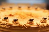 Delicous Cream Cake