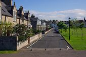 Street In Nairn, Scotland