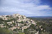 Hilltop medieval village of Gordes, France